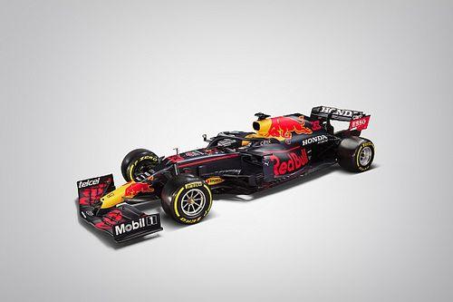 Íme a Red Bull RB16B, az osztrák istálló 2021-es F1-es kocsija!