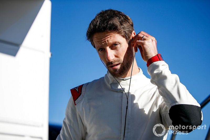 "Grosjean: ""I used to be an asshole as a teammate"""