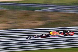 Albon pomógł Red Bullowi