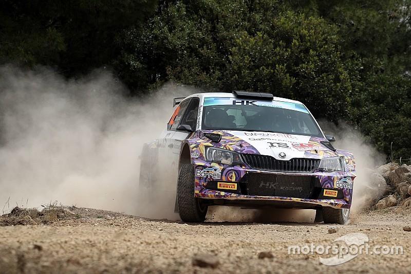 CIR, Rally Italia Sardegna: Crugnola vince Gara 1, mentre Campedelli capotta