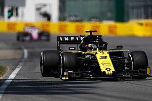 Renault dote Ricciardo d'une évolution moteur importante