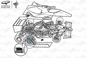 Giorgio Piola's F1 tech decades: The big bang 1980s, part one