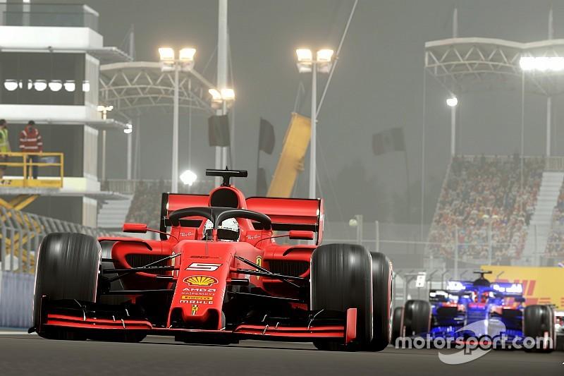 Ferrari entra finalmente en la F1 eSports