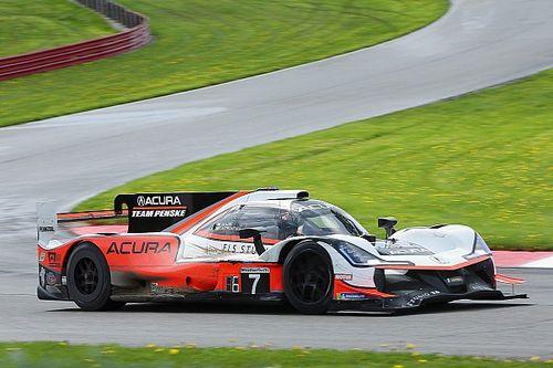 Mid-Ohio IMSA: Castroneves leads Acura Team Penske 1-2 in FP3
