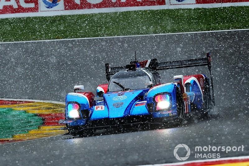 По снегу без двух передач. Вандорн рассказал о дебютной гонке с SMP Racing