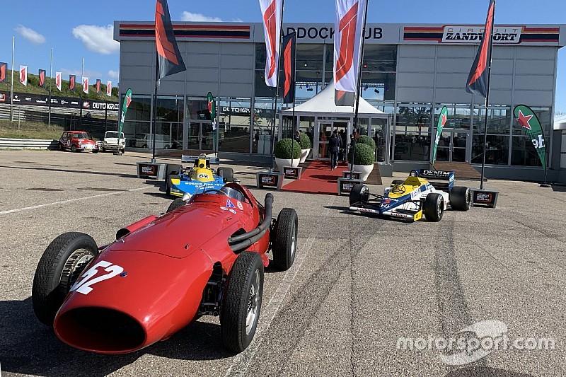 Dutch Grand Prix stelt Bos aan als commercieel directeur