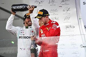Vettel és a vasárnap képekben Bakuból: FUTAM