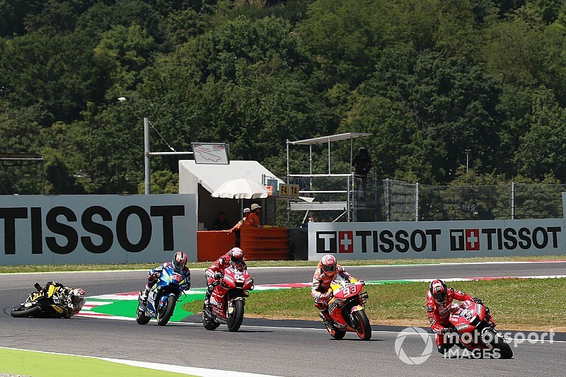 "MotoGP concession rules a ""good example"" for F1"