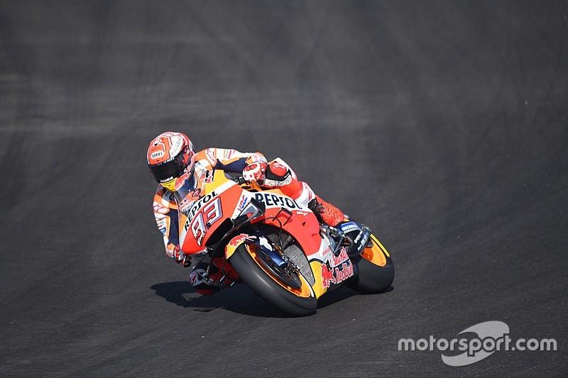 """Marquez: """"Honda en Ducati snel, maar schrijf Yamaha niet af"""""""