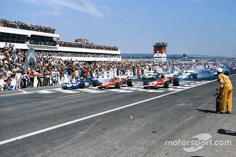 5 grands moments parmi les GP de France organisés au Paul Ricard