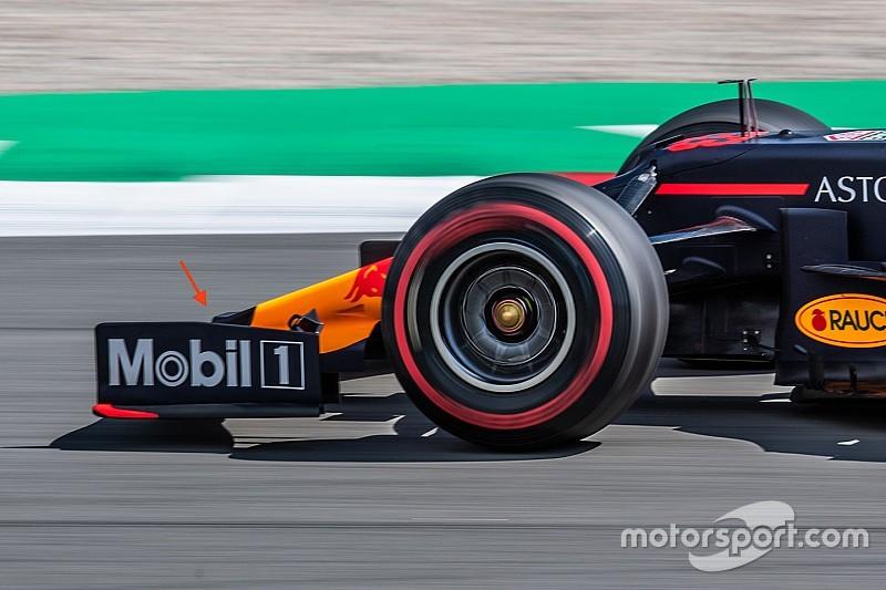 Tech: De updates van Red Bull in Barcelona