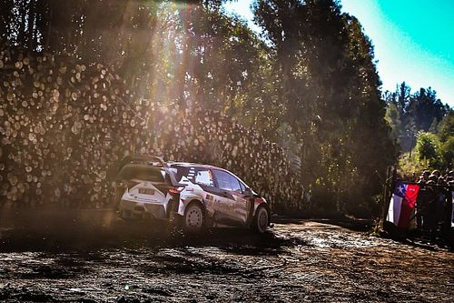 Chile WRC: Tanak wraps up victory, Ogier takes points lead