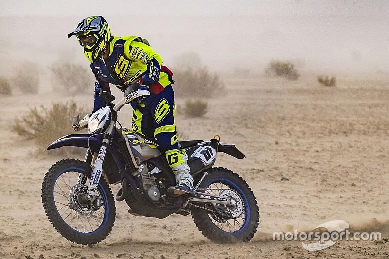 Desert Storm: TVS rider Metge takes emphatic Moto win