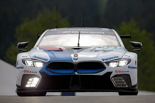 "BMW leaving WEC after one season would be ""a shame"""