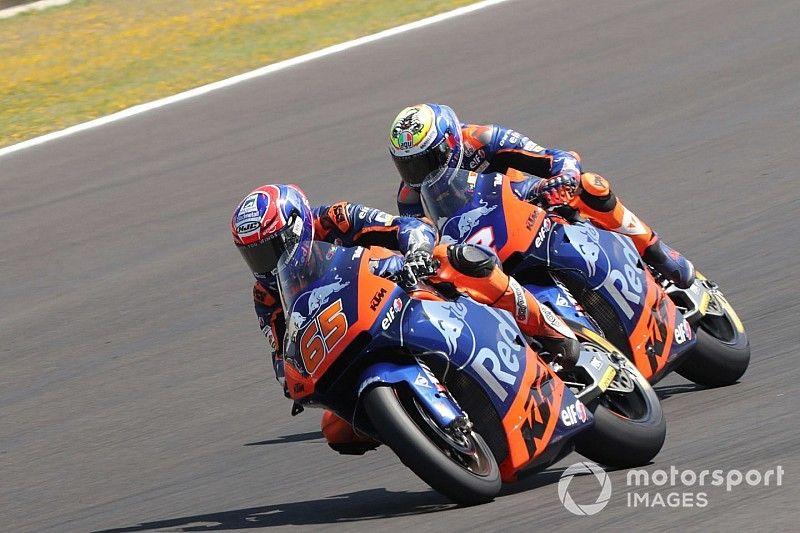 Tech 3 sigue a KTM y deja Moto2
