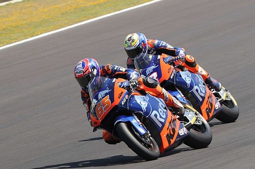 Tech 3 follows KTM in pulling out of Moto2