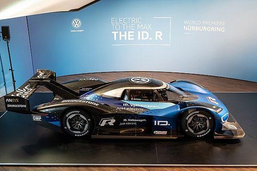 Volkswagen ha svelato la I.D. R rivista per fare il nuovo record elettrico al Nordschleife