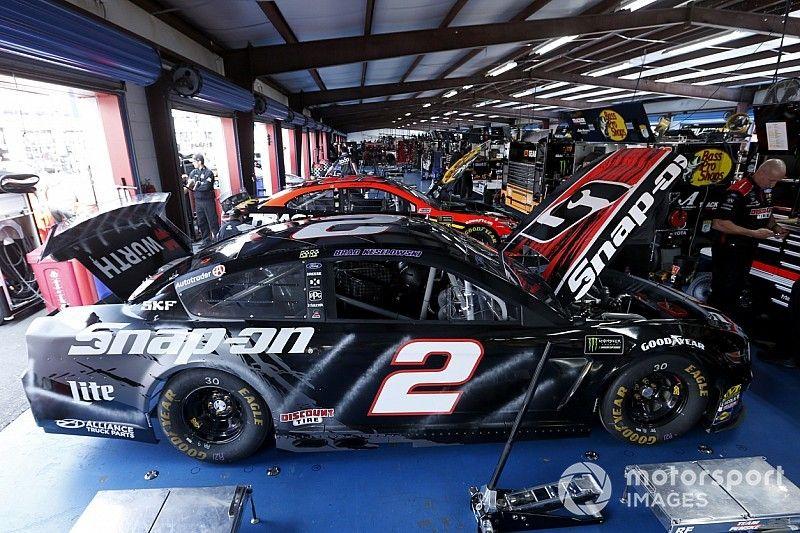 Ford: Híbridos na NASCAR é questão de tempo