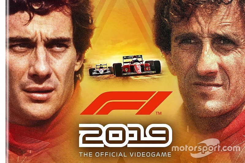 GALERIA: Edição de lendas do game da F1 terá Senna vs Prost e Fórmula 2