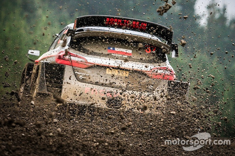 Этап WRC в Чили отменен
