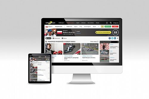 Motorsport.com lanceert Poolse editie