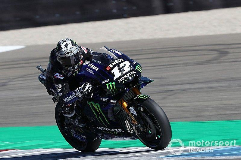 """Pour Viñales, Yamaha a réalisé """"un grand pas en avant dans la qualité"""""""