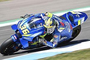 "MotoGPコラム:ルーキー勢は""当たり年""。次の飛躍はスズキのジョアン・ミル?"