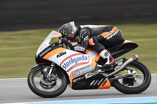 Moto3チェコ決勝:カネットが今季2勝目。日本勢は転倒が多発する結果に