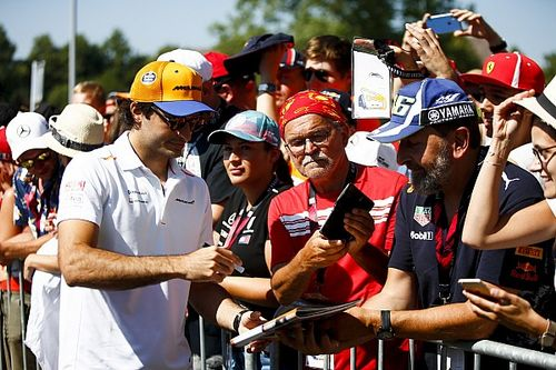 """Sainz: """"Estoy deseando subirme al coche de nuevo tras el resultado de Alemania"""""""