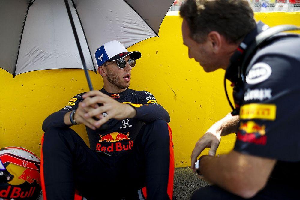 Хорнер понадеялся на Гасли в борьбе с Mercedes