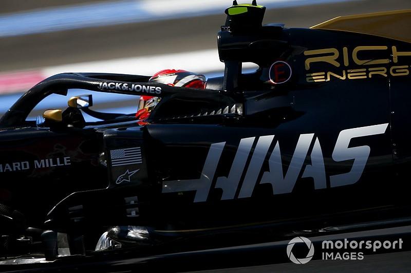 Empresa de energéticos encerra contrato com a Haas: 'Andar atrás da Williams é inaceitável'