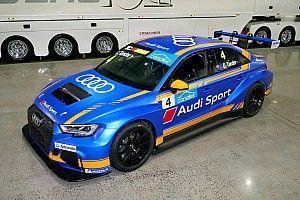 Tander TCR Australia Audi unveiled