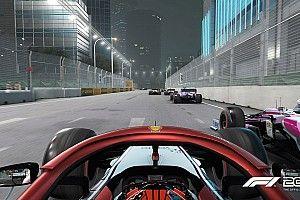 Я посмотрел виртуальную гонку Формулы 1 – и это было офигенно