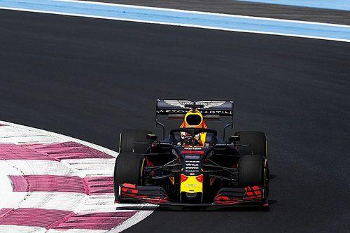 """Verstappen spaart Hamilton bij stewards: """"Ik ga daar niet zeiken"""""""