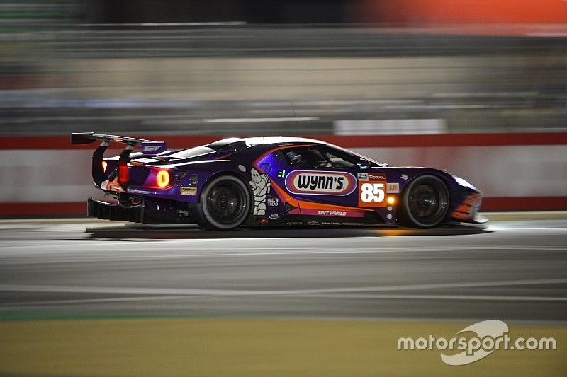 Bill Ford reacts to Keating's Le Mans disqualification