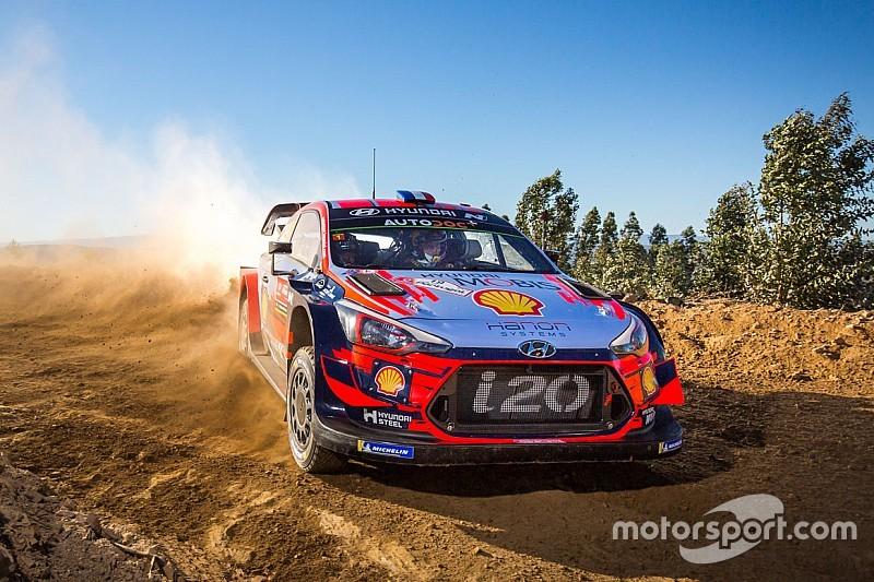 WRC, Hyundai: in Spagna si rivede Loeb sulla i20 WRC