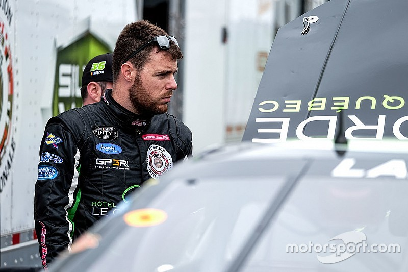 Alex Labbe returns to NASCAR Pinty's and Xfinity Series