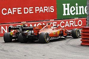 """Hülkenberg over Monaco-incident: """"Leclerc was veel te ambitieus"""""""