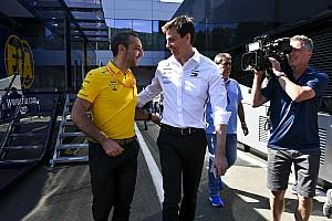 Абитбуль о будущем Renault в Ф1: Да у Mercedes больше проблем, чем у нас