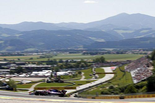 Ergebnis: Formel 1 Österreich 2019, 2. Freies Training
