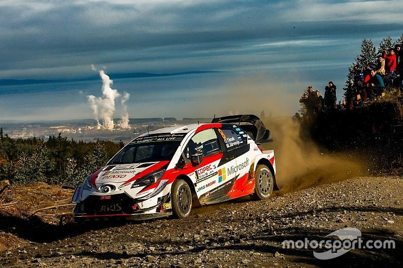 WRC: Tanak e Toyota trionfano al Rally del Cile. Ogier nuovo leader del Mondiale