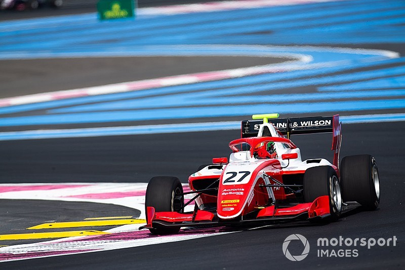 Paul Ricard F3: Daruvala adds podium to race 1 win