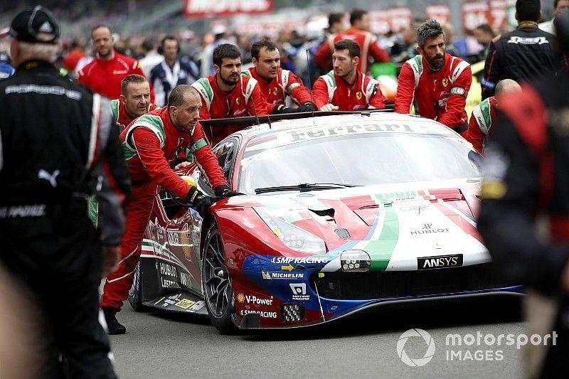 Ferrari: si festeggia la prima vittoria della 488 alla 24 Ore di Le Mans GTE-Pro