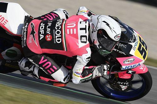 Moto3 Austria: Fenati klaim pole position
