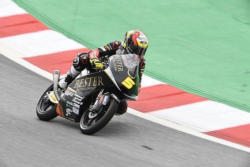 Moto3 Brno 1. antrenman: Masia lider, Deniz 27. oldu
