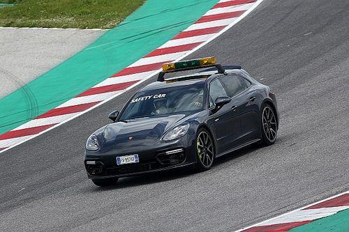 """""""Sicurezza"""" in 680 cavalli: la Carrera Cup Italia introduce la sua più potente safety car di sempre!"""