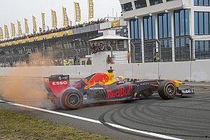 Verstappen zadowolony z wyników Red Bulla
