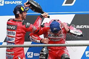 """""""Petrucci hizo en Le Mans exactamente lo que le pedimos"""" dice el director de Ducati"""