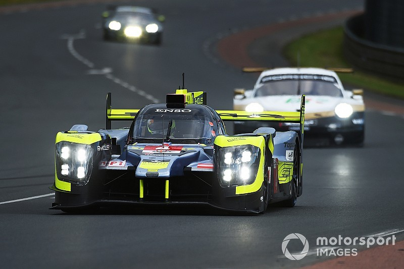 "ByKolles was ""not ready"" for Le Mans, says Dillmann"