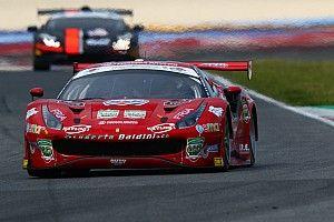 Vallelunga, Libere 2: svetta la Ferrari di Fisichella, Villeneuve e Gai